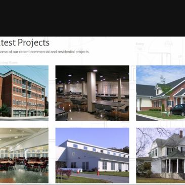 Dean R. Camlin Architect Website