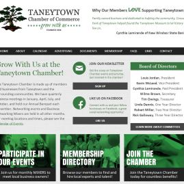 Taneytown Chamber Website