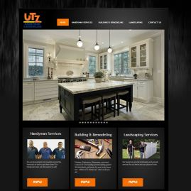 UTZ Handyman Website