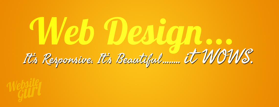 Responsive Web Design is just one of my many services!