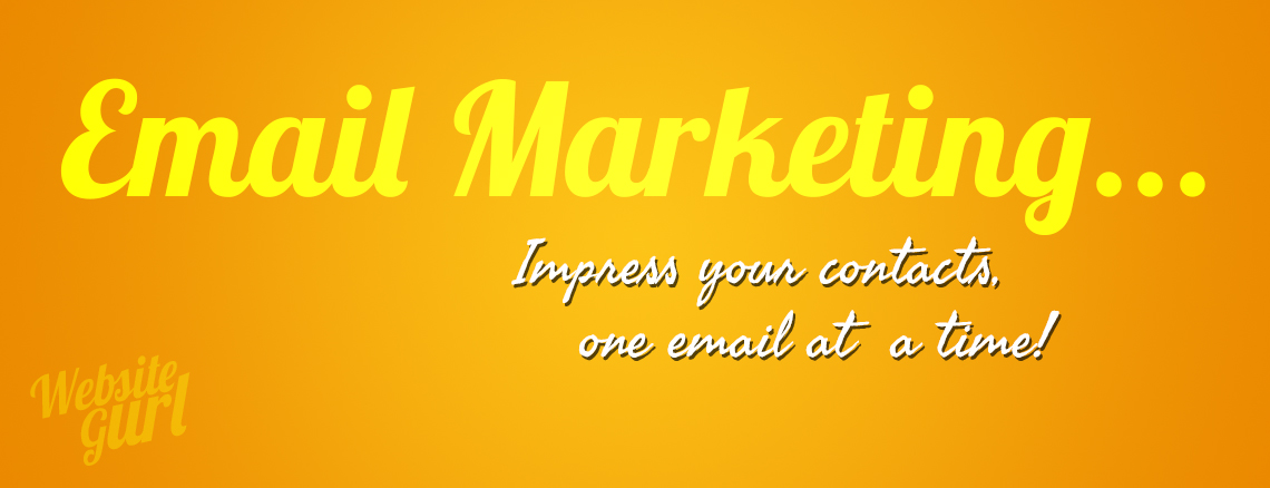 Let's tackle your email marketing! I invite you to subscribe to my list...