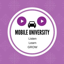 Turn Your Car into a Mobile University