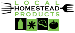 Local Homestead Products website revamped by Website GURL of Carroll County, Maryland