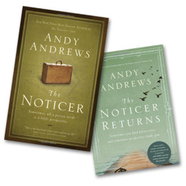 Good Reads | The Noticer & The Noticer Returns
