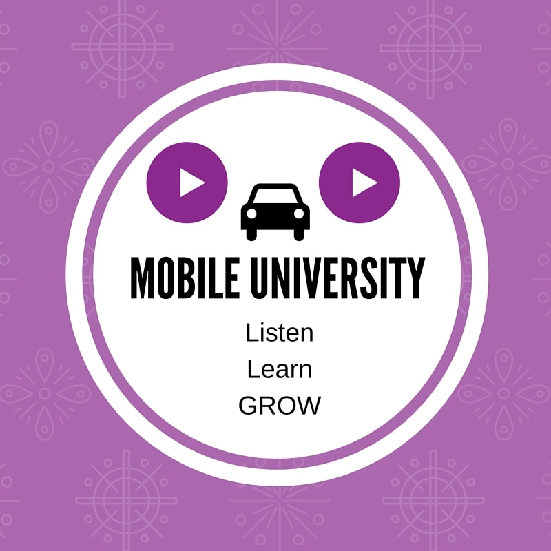 Turn Your Car into a Mobile University Website GURL
