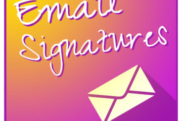 Website GURL's Email Signature Success