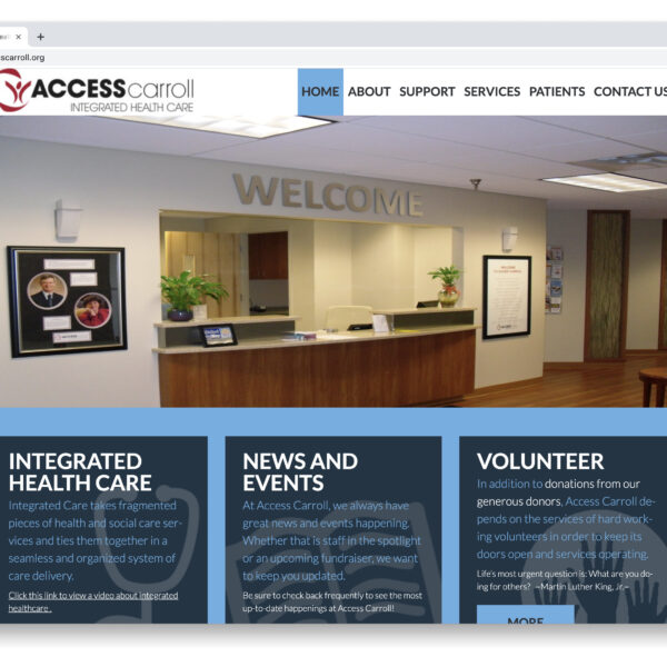Access Carroll WordPress Website by Website GURL